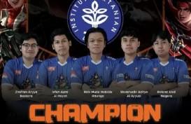 Tim e-Sports IPB Juarai Unity Student Warchief 2021