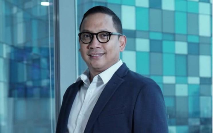 CEO PT Solusi Sinergi Digital Tbk (Surge) Hermansjah Haryono.  - Surge