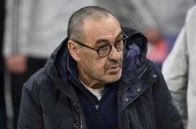 Sarri Jadi Kandidat Utama Pelatih Lazio Gantikan Inzaghi