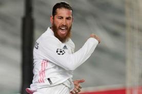 Kontrak Baru dengan Madrid Tersendat, Ramos Bisa Pergi…