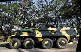 Militer Myanmar Serang Milisi Lewat Udara