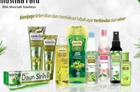 Penjualan Produk Kesehatan Mustika Ratu (MRAT) Melonjak…