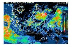 Ini Hebatnya Terjangan Siklon Tropis Choi-Wan atau…