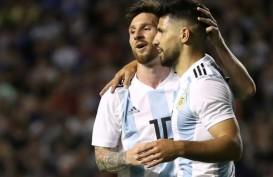 Sergio Aguero Berharap Lionel Messi Tidak Tinggalkan Barcelona