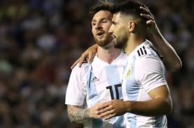 Sergio Aguero Berharap Lionel Messi Tidak Tinggalkan…