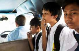 Perokok Aktif di Indonesia Terbanyak Ketiga di Dunia