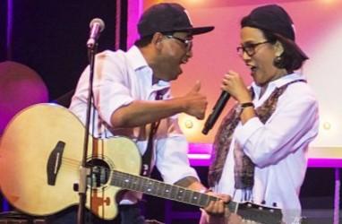 Kala Sri Mulyani Duet dengan Once Mekel, Bos BCA Sawer Rp50 Juta