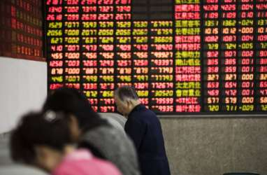 Kebijakan Tiga Anak Angkat Bursa China