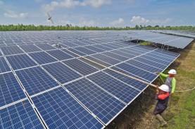 PENGEMBANGAN ENERGI SURYA : Akselerasi PLTS Terkendala…