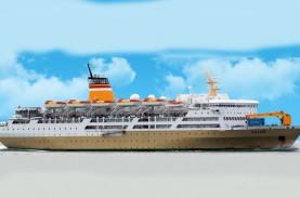 Pelni Tambah Mesin Cetak Tiket Mandiri di 3 Pelabuhan