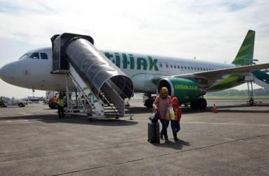 Citilink Terbangi Langit Bandara JB Soedirman 2 Kali Per Pekan