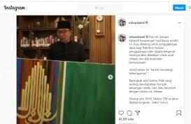 Galang Dana Untuk Palestina, Ridwan Kamil Lelang Lukisan Kaligrafinya