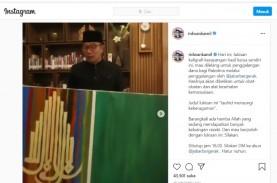 Galang Dana Untuk Palestina, Ridwan Kamil Lelang Lukisan…