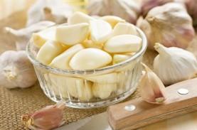 4 Manfaat Konsumsi Bawang Putih Mentah