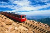 Kereta Tertinggi di Dunia di Pegunungan Rocky Bakal Kembali Buka