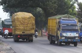 Truk ODOL Kini Dilarang Melintasi Jalan Sumedang-Wado