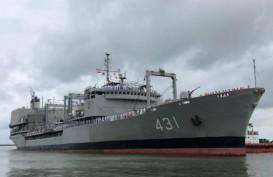 Kapal Angkatan Laut Iran Kebakaran, Penyebab Tidak Disebutkan