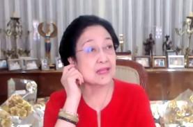 Hari Ini, Megawati Terima Bintang Jasa dari Presiden…