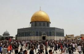 RI - Uni Eropa Sepakat Dorong Solusi Damai Untuk Israel dan Palestina