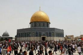 RI - Uni Eropa Sepakat Dorong Solusi Damai Untuk Israel…