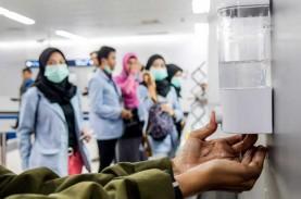 PPKM Mikro, Pengguna Transportasi Umum DKI Jakarta…