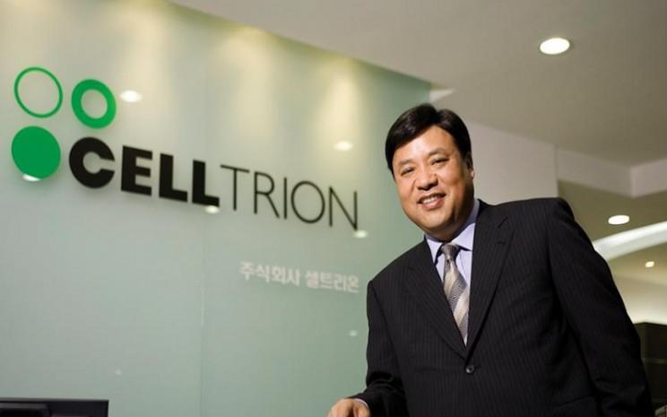 CEO Celltrion Seo Jung Jin jadi orang terkaya nomor 1 Korea Selatan 2021 versi Forbes  -  Forbes