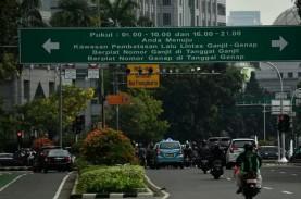 Urai Kemacetan, DKI Ingin Integrasikan Ganjil-Genap…