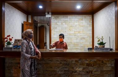 TPK Hotel di Jabar Turun Selama April 2021
