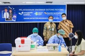 Bank Mayapada (MAYA) Gelar Vaksinasi Gotong Royong…