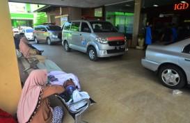 Keterisian Tempat Tidur Rumah Sakit di Kudus Mendekati 100 Persen