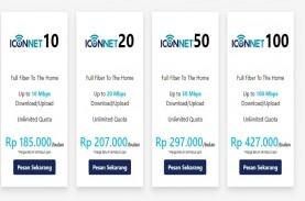 Layanan Internet PLN Inconnet vs Telkom Indihome,…