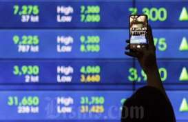 Menanti Kebangkitan Transaksi Broker Saham setelah Turun 5 Bulan