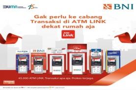 Penundaan Biaya Cek Saldo&Tarik Tunai di ATM Link…
