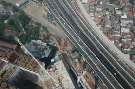 Jalan Amblas, Proyek Kereta Cepat Jakarta Bandung…