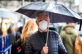 Hasil Studi: Masker dan Jaga Jarak Tetap Penting meski…