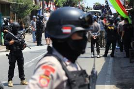 Densus 88 Kembali Tangkap Seorang Teroris di Marauke…