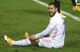 Hazard Yakin Kedatangan Ancelotti Bisa Bangkitkan…