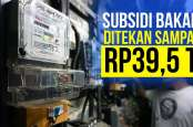 Subsidi Listrik Bakal Hilang Tahun Depan?