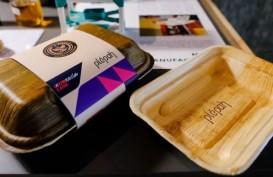 Menparekraf Perkenalkan Kemasan Makanan Berbahan Pelepah Pinang