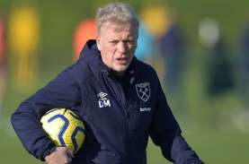 Moyes Jadi Kandidat Pelatih Everton Gantikan Ancelotti