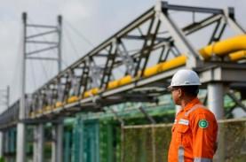 Pembangunan Pipa Gas Cisem Pakai Pagu Anggaran ESDM…