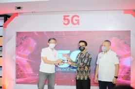 Layanan 5G Hadir di Balikpapan