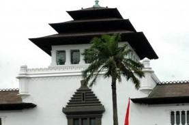 Gedung Sate Bandung Ditutup Lagi