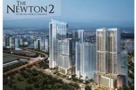 PEMBANGUNAN THE NEWTON 2 : Ciputra-Toda Sepakat Proyek…