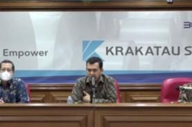 Upaya Krakatau Steel (KRAS) Hadapi Utang Jatuh Tempo
