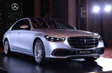 Mercedes-Benz Indonesia Waspadai Efek Jangka Panjang Krisis Cip
