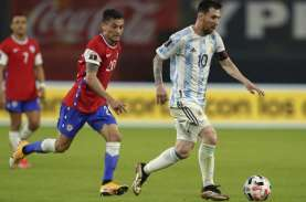 Hasil Pra-Piala Dunia 2022 Qatar, Argentina & Uruguay…