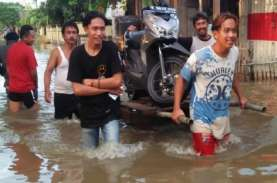 21 dari 23 Kecamatan di Kabupaten Bekasi Rawan Banjir