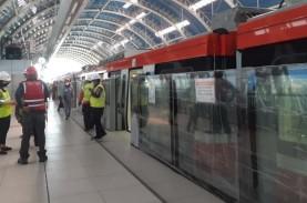 Adhi Karya Targetkan Konstruksi LRT Jabodebek Rampung…