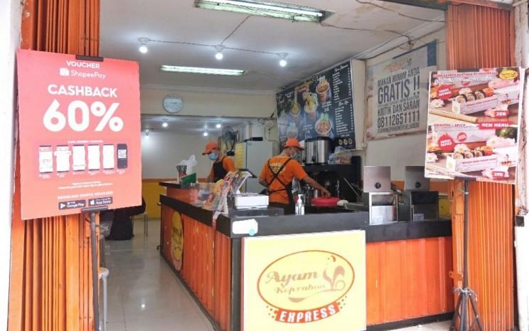 Foto: Outlet Ayam Keprabon Express